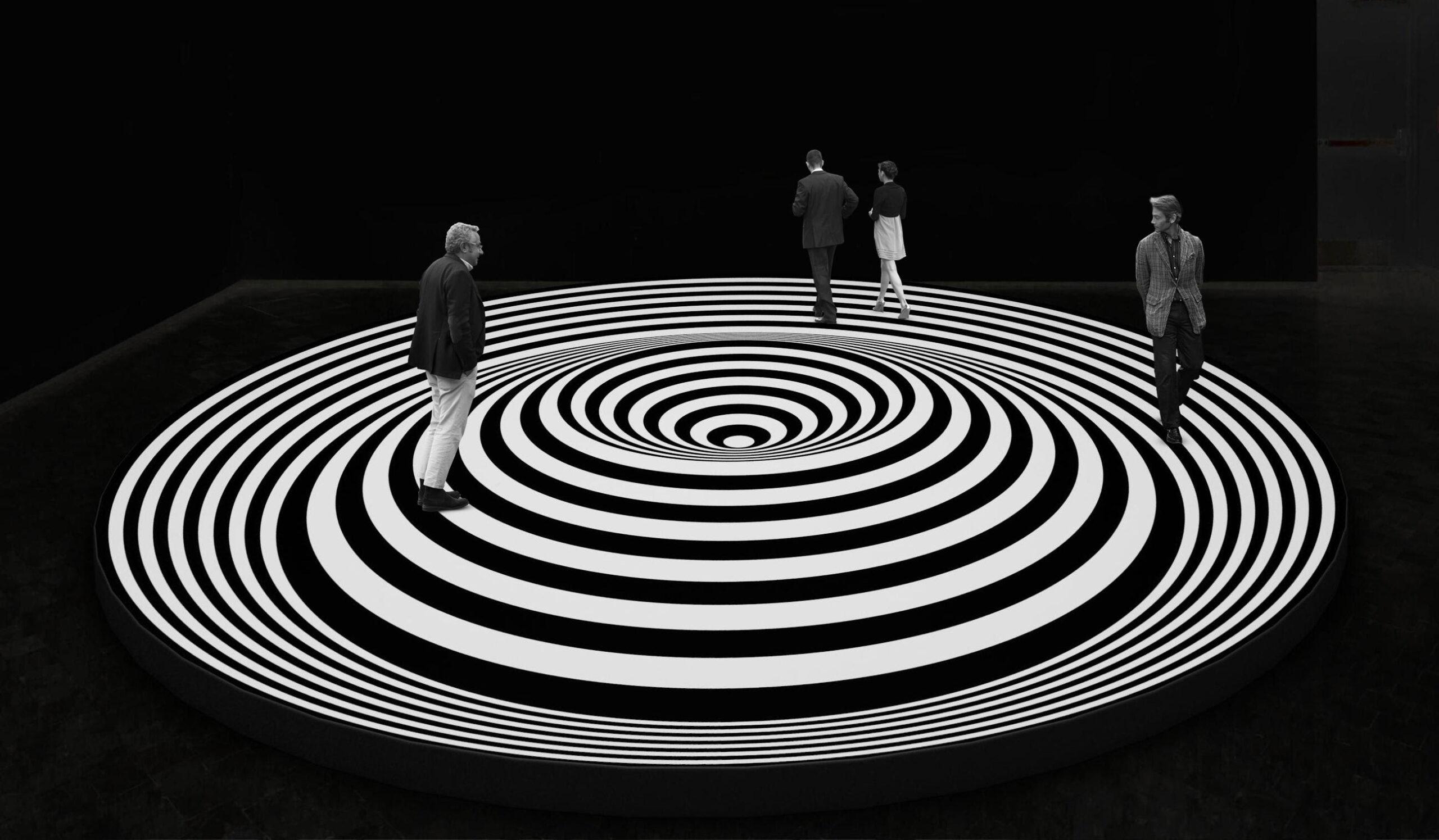 Realtà o finzione? L'Arte Cinetica di Marina Apollonio va in mostra online