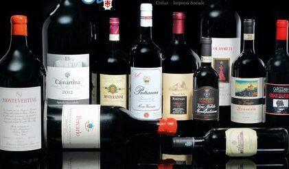 Vini da collezione da Pandolfini: 200% di realizzo sulle stime e 97% di venduto