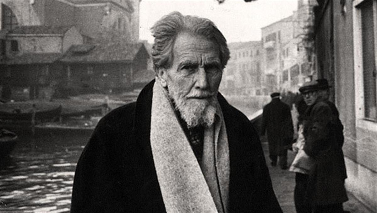 Tra Ermetismo e Nazifascismo: un profilo di Ezra Pound, poeta strumentalizzato