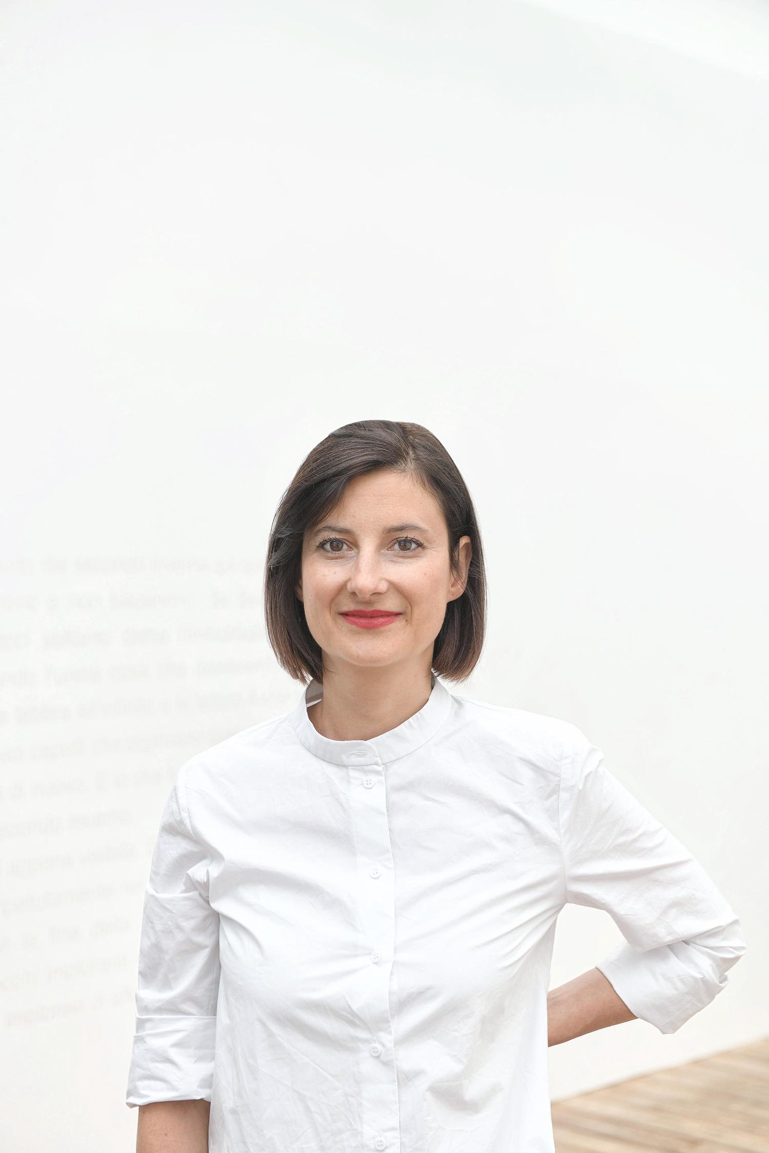 Martina Oberprantacher è la nuova direttrice della Kunsthaus di Merano