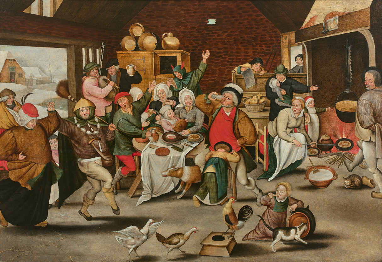 Da un disegno di Polidoro da Caravaggio all'elogio della follia. L'asta di Artcurial
