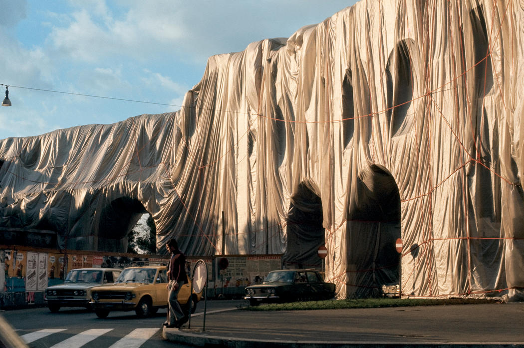 Oltre la fine: tutti i progetti realizzati da Christo e Jeanne-Claude