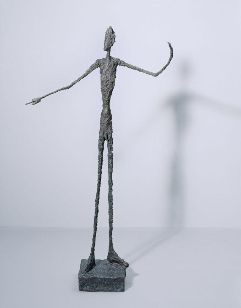 Alberto Giacometti, Man Pointing, (1947)