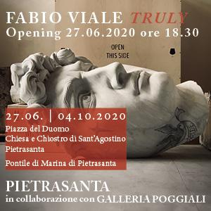 Galleria Poggiali | Fabio Viale