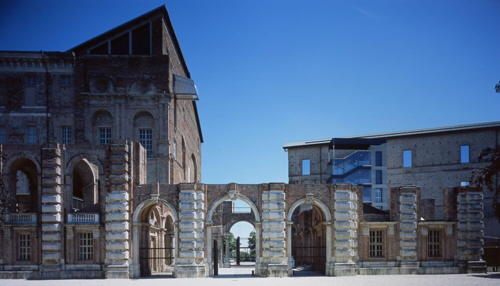 Castello di Rivoli Museo d'Arte Contemporanea , Rivoli - Torino Foto / Photo Paolo Pellion