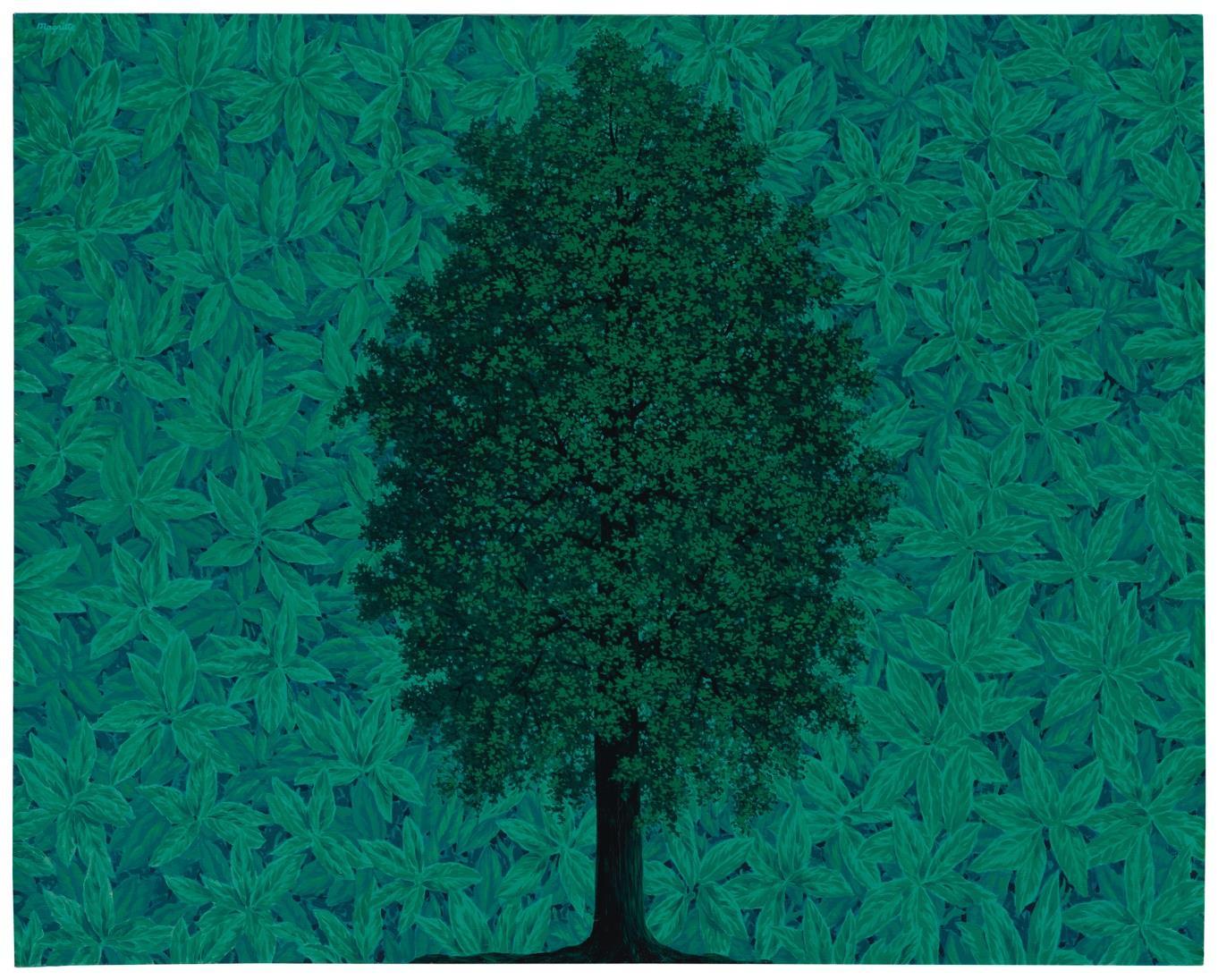 René Magritte illumina la sessione londinese dell'asta ONE di Christie's