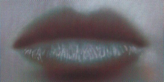 Cristiano Pintaldi, Senza titolo, 2018, acrilico su tela