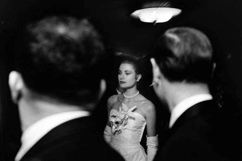 Engagement party of Grace Kelly, New York 1956, Elliott Erwitt