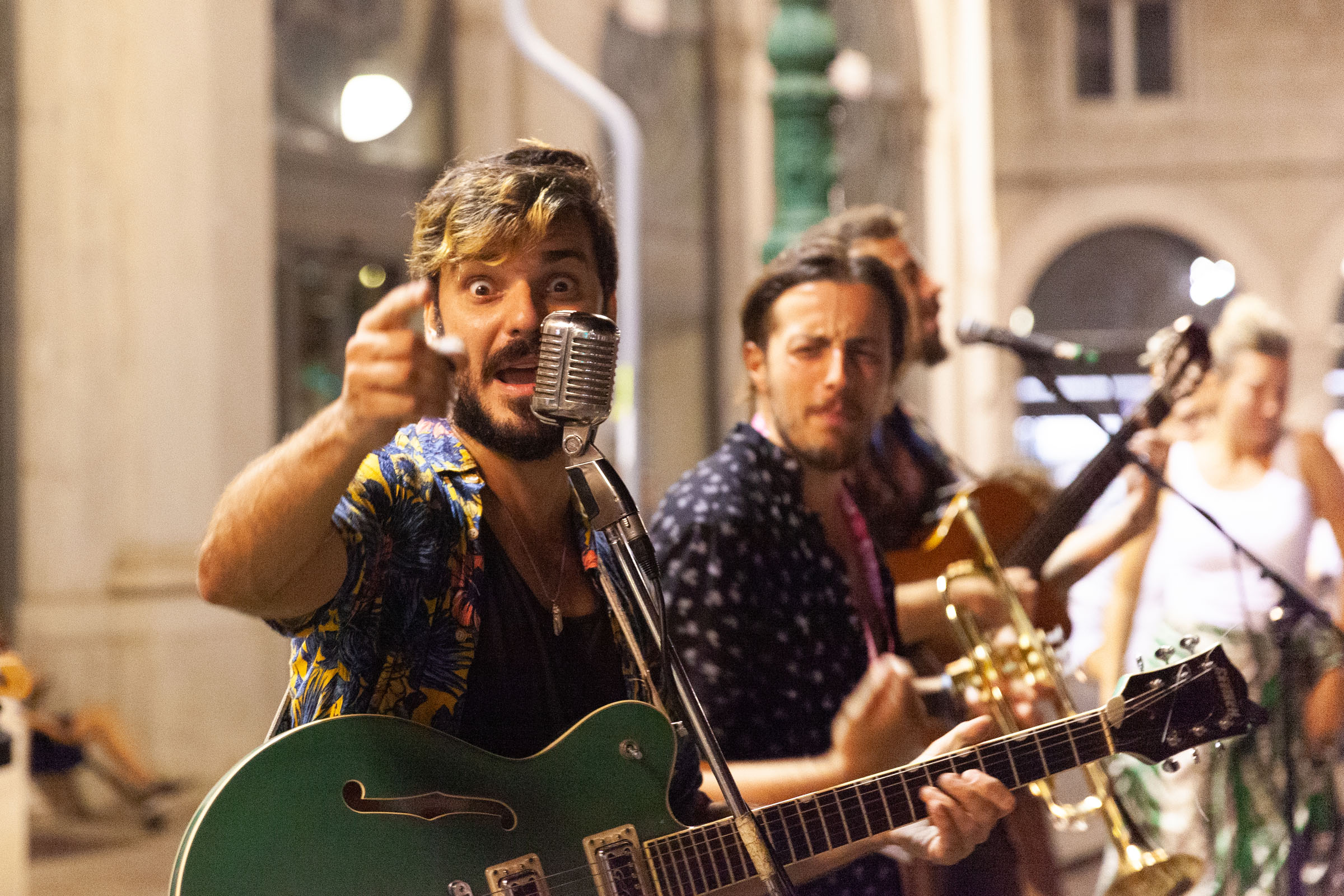 Musicisti di Strada. Torna il mitico Ferrara Buskers Festival, uniti nel potere della musica