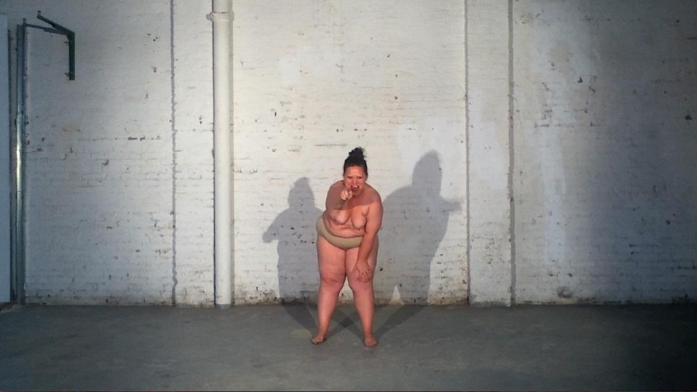 "Francesca Arri, ""Self Portrait"" (2012), 3'59'', video still, courtesy, l'artista"