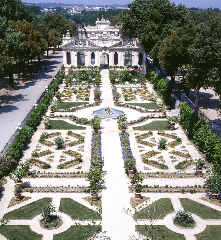 La Galleria Borghese apre i Giardini Segreti in occasione delle Giornate FAI all'aperto