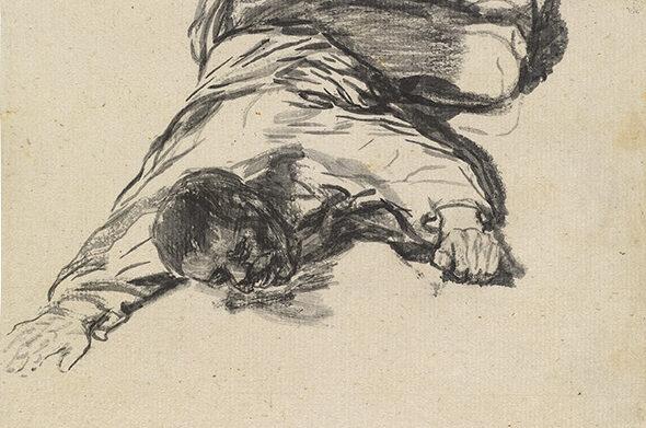 Museo del Prado e Skira pubblicano Cuaderno C, la raccolta di disegni di Goya