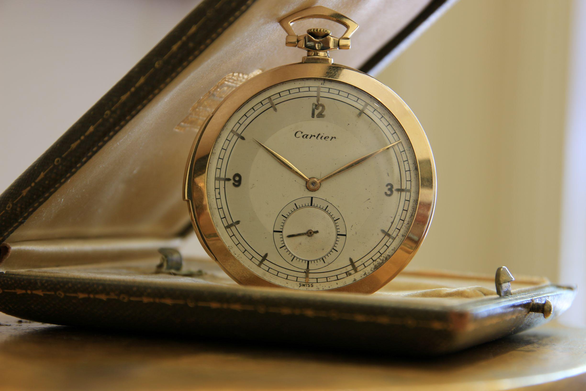 Un orologio da tasca Cartier e grandi marchi di gioielli: in arrivo le aste da Il Ponte