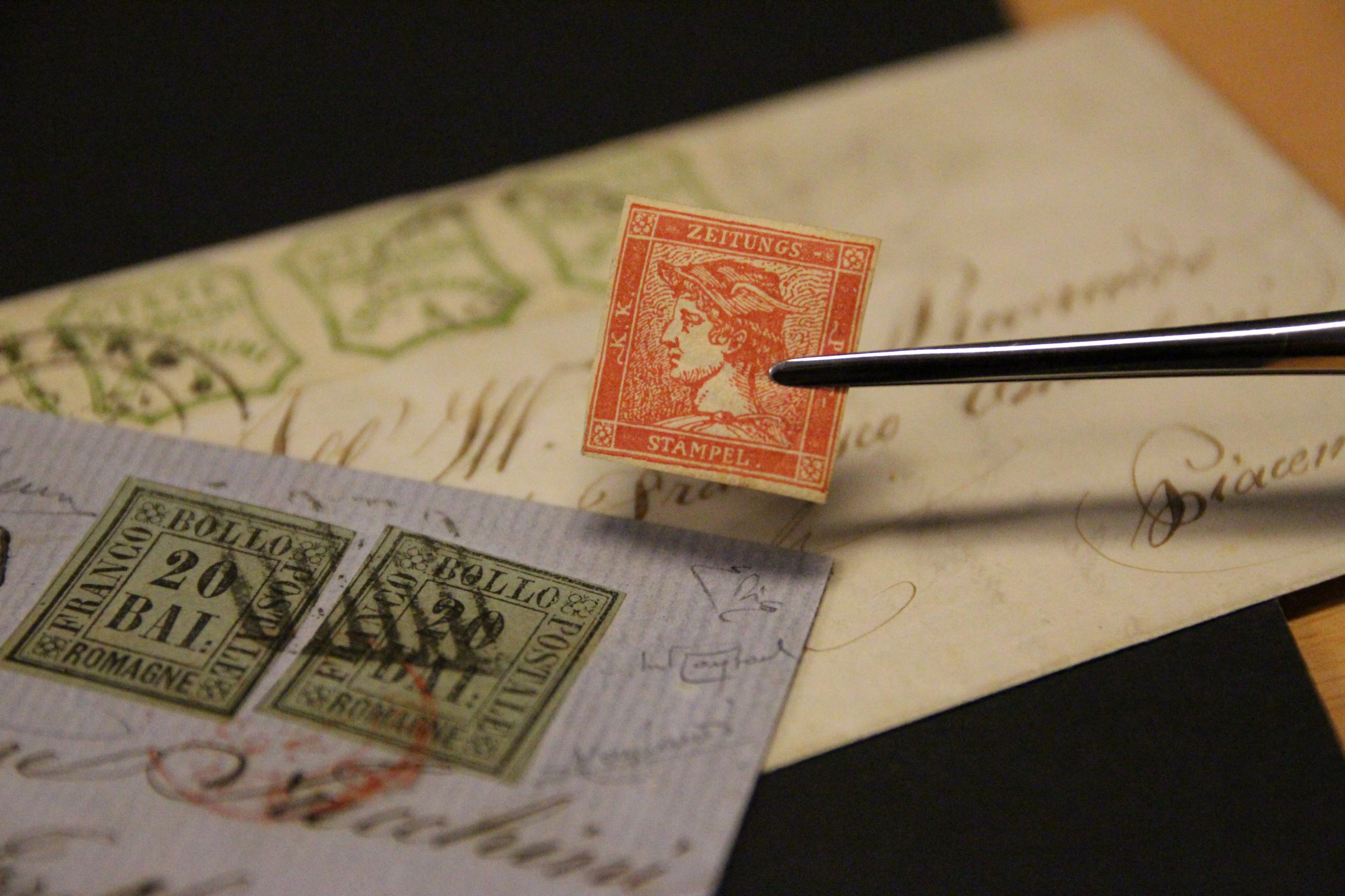 Filatelia: la storia postale italiana raccontata nell'asta de Il Ponte