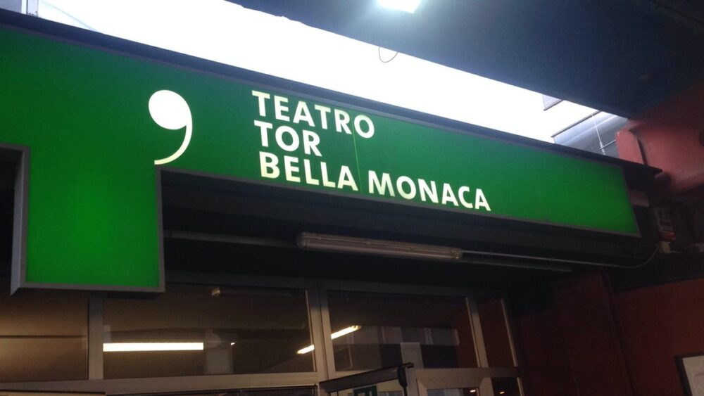 Il Teatro di Tor Bella Monaca