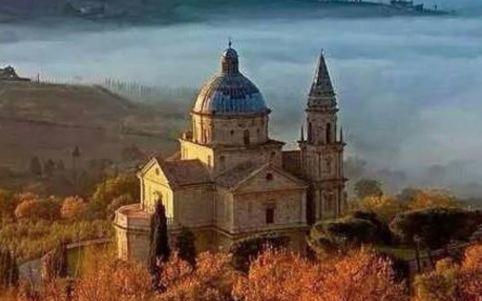 Perla del Rinascimento. Il 13 giugno riapre il Tempio di San Biagio a Montepulciano