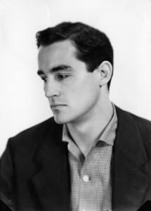Il giovane Vittorio Gassman