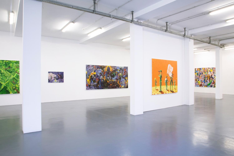 Lo strano caso di Astratta, una mostra figurativa: l'intervista al direttore della Galleria Bonelli di Milano