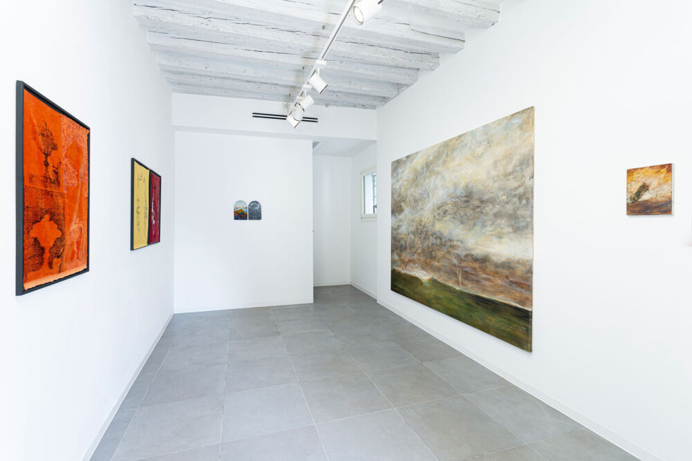 Lo sguardo di Giano_views Marignana Arte project room