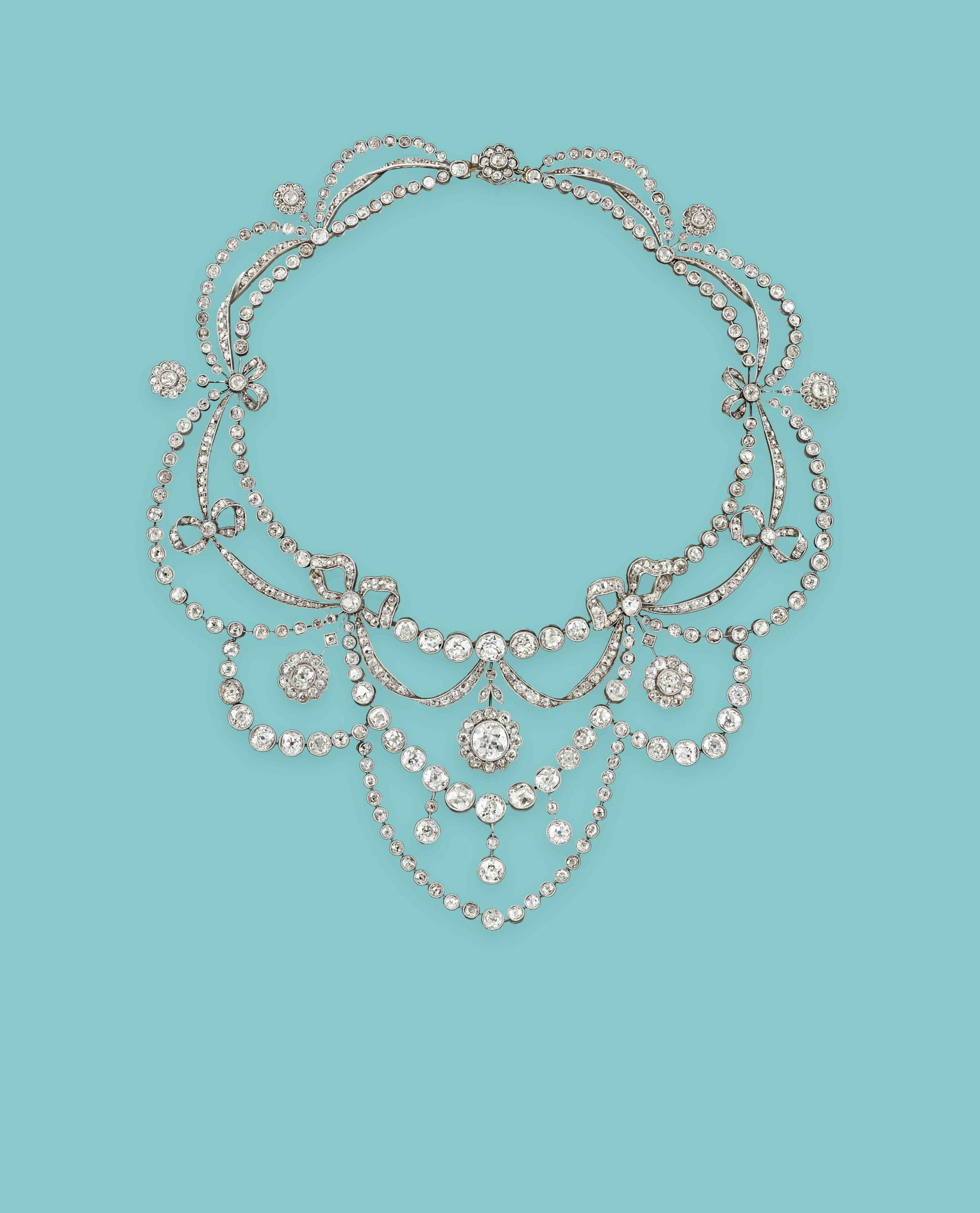 60 mila euro per una collana di Tiffany nella prima Jewelry Week di Finarte