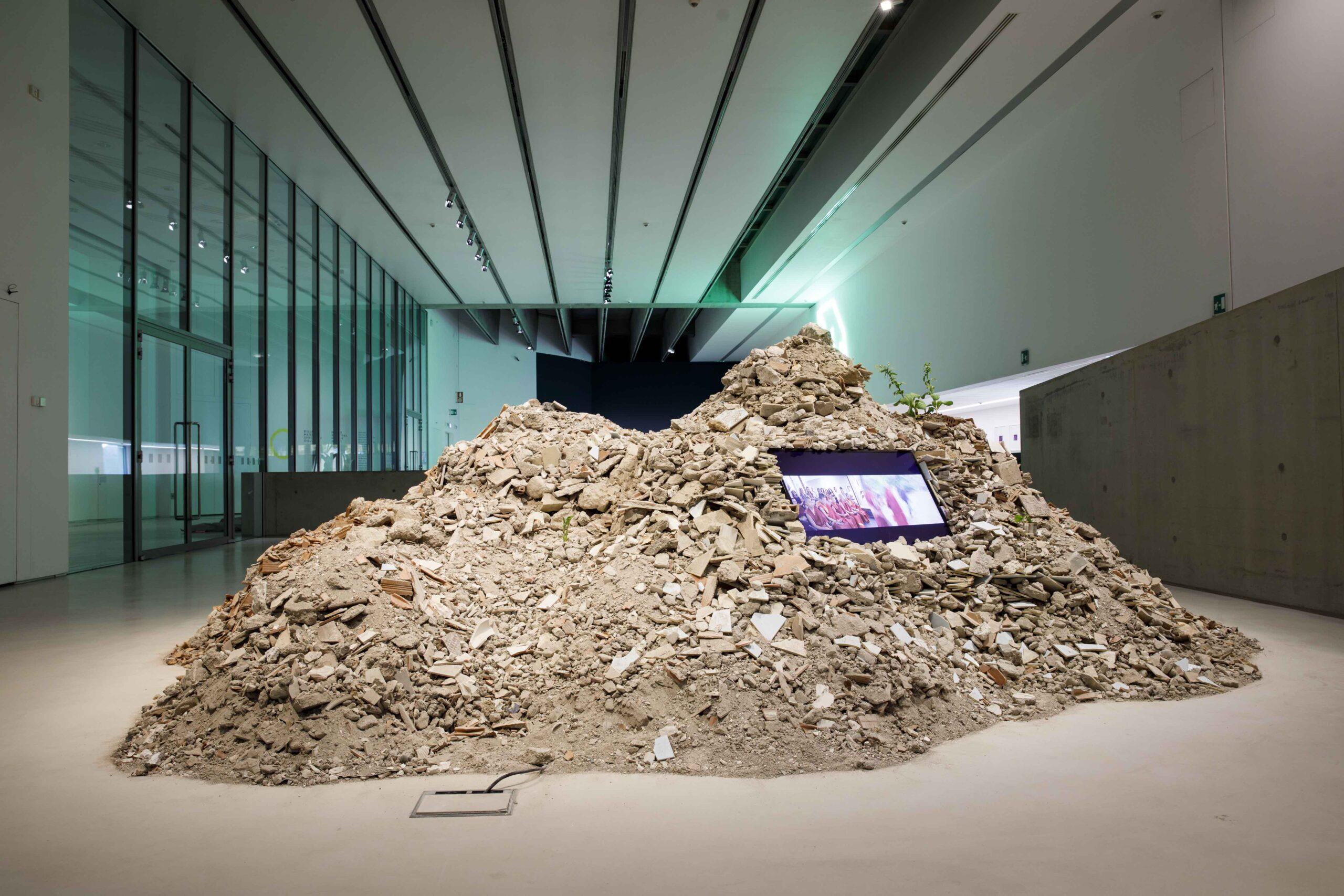 La nuova normalità dei musei. Intervista a Bartolomeo Pietromarchi, MAXXI Roma