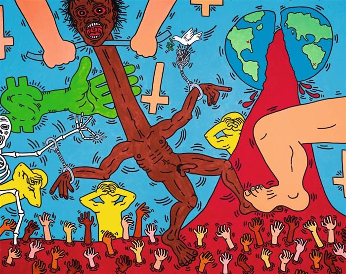 Jean-Michel Basquiat e Keith Haring: quando l'arte denuncia il razzismo