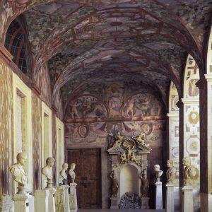 Palazzo Altemps, Loggia dipinta, Roma