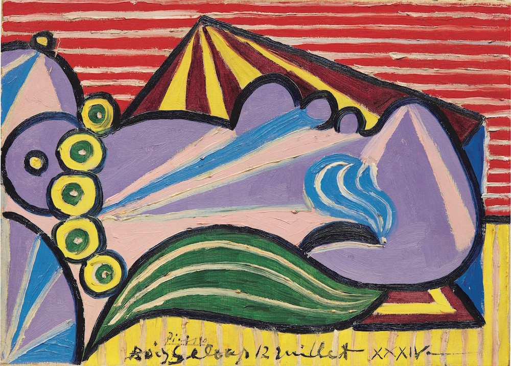 Sotheby's Summer Sales. Da Picasso a Bacon, come saranno le aste del 29 giugno