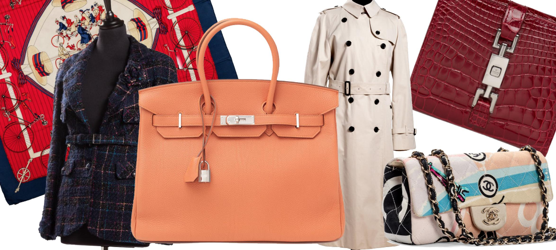 Un caleidoscopio di colori:  borse Hermès all'asta da Finarte