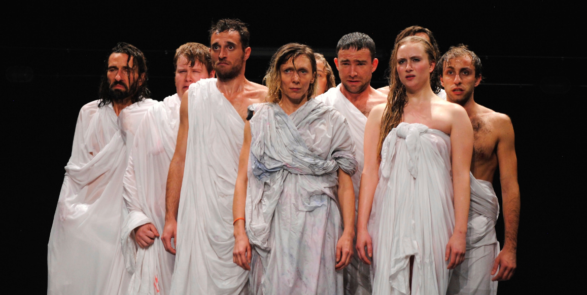 Mount Olympus: arriva in streaming il mitico spettacolo teatrale di Jan Fabre
