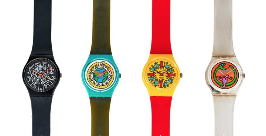 "Swatch, che passione. Da Finarte una collezione unica di ""second watch"""