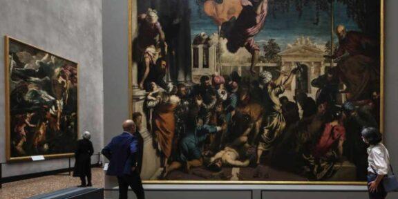 San Marco libera uno schiavo(foto Alessandra Chemollo)
