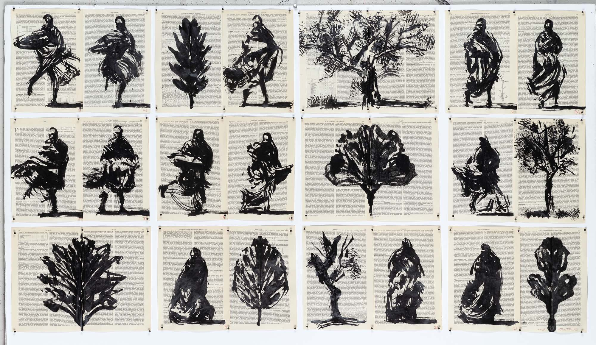 Waiting for the Sibyl: William Kentridge torna in mostra a MIlano