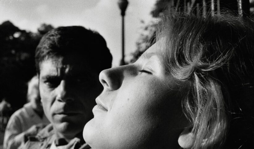 La jetée by Chris Marker , 1962 S till da video/ V ideo still