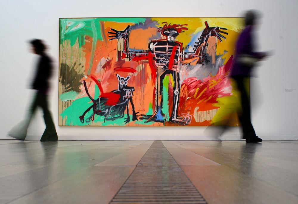 Un Basquiat da 100 milioni: acquistato da Ken Griffin, il re degli hedge fund