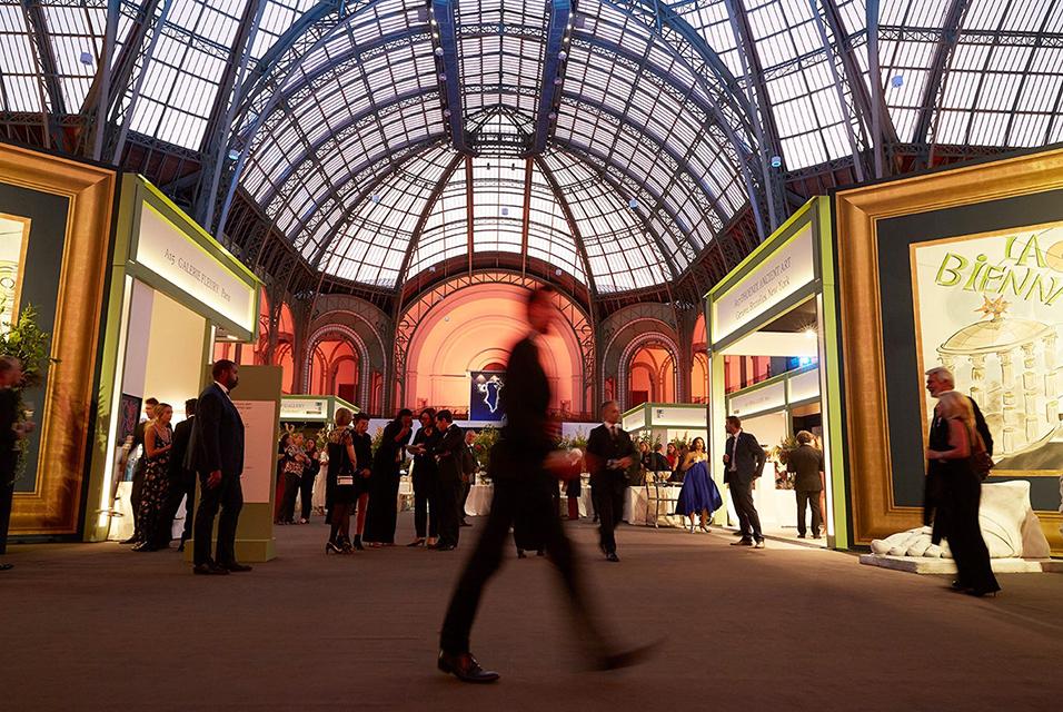 La Biennale di Parigi & Christie's, una nuova partnership