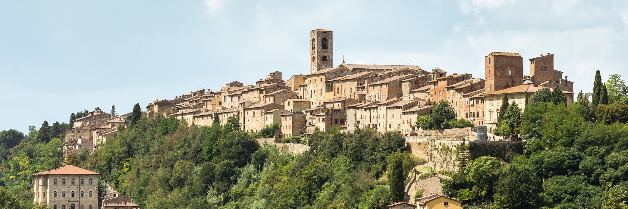 Ripartire dalle piccole città. 2050 Archifest: Colle di Val D'Elsa in Toscana polo dell'architettura contemporanea