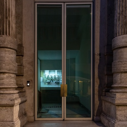 Gagosian + La Fondazione: l'arte non si ferma mai, un omaggio alla città di Roma