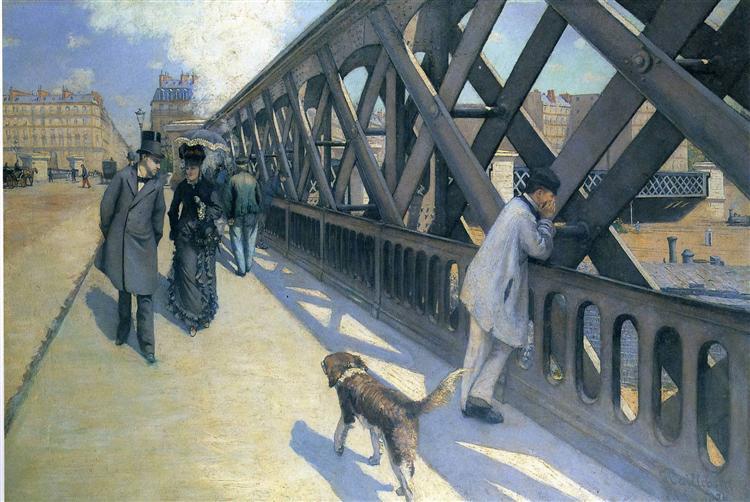 Gustave Caillebotte. Non solo grande pittore ma mecenate, collezionista e filantropo
