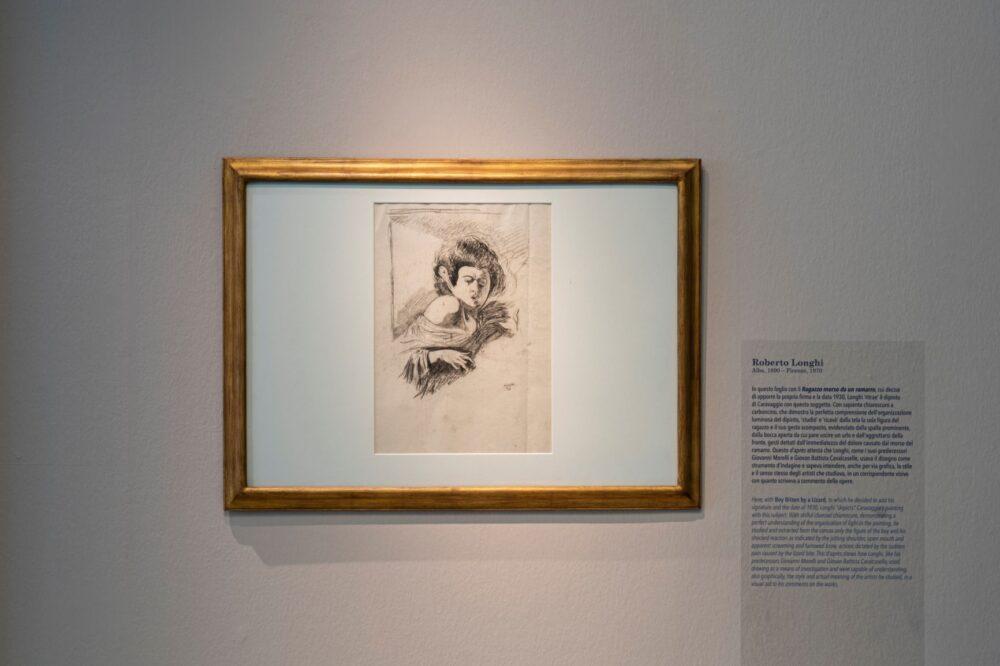Il tempo di Caravaggio. Allestimento della mostra. Courtesy Zètema Progetto Cultura