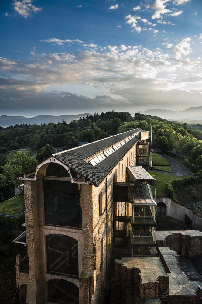 Manica Lunga del Castello di Rivoli_ Foto Andrea Guermani