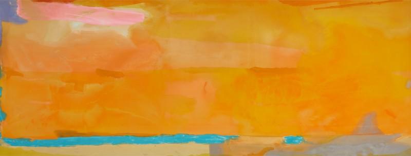 Ginny Williams da Sotheby's: 65.5 milioni, 100% di venduto e nuovo record per Helen Frankenthaler