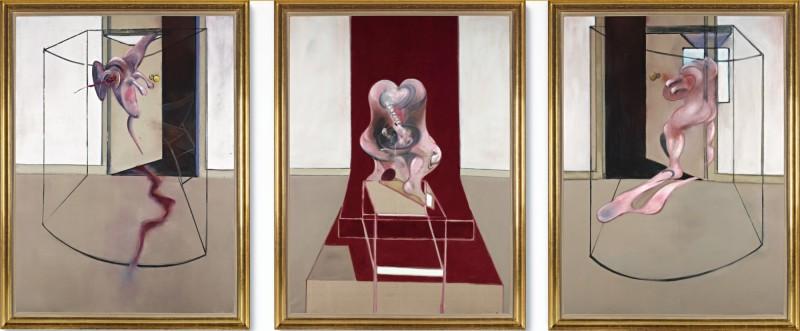 Francis Bacon a 84,5 milioni guida la Contemporary di Sotheby's. La serata vale 363 milioni