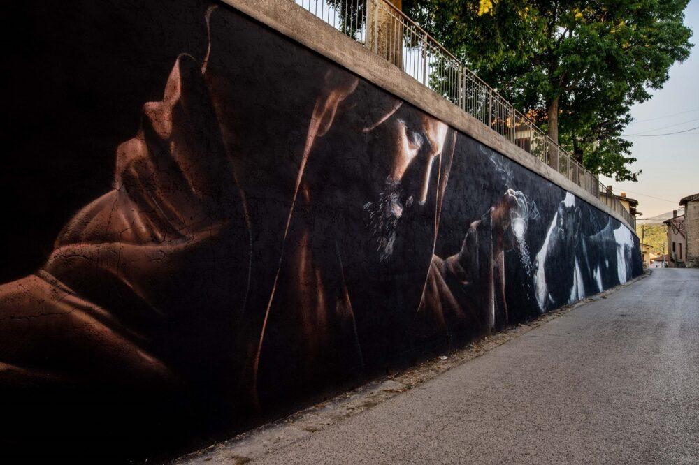 Neve _ Il Miracolo di S.Elia_ Trame _ Rieti_ Ph Marco Bellucci