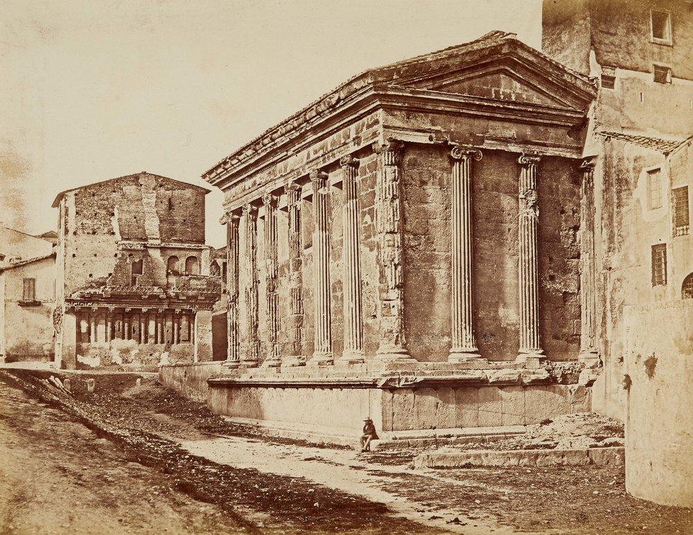 Da una collezione europea. Roma nella fotografia delle origini in asta a Colonia