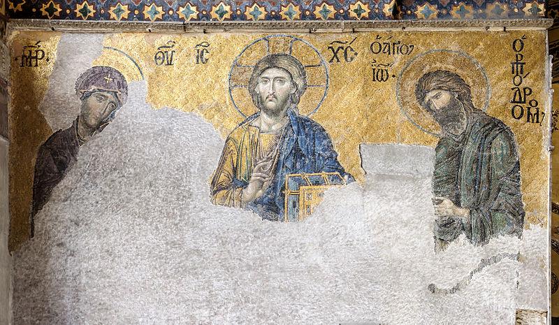 Santa Sofia tornerà a essere una moschea. Che ne sarà dei simboli cristiani?
