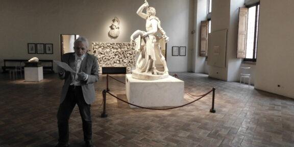 Abel Ferrara al Museo Nazionale Romano