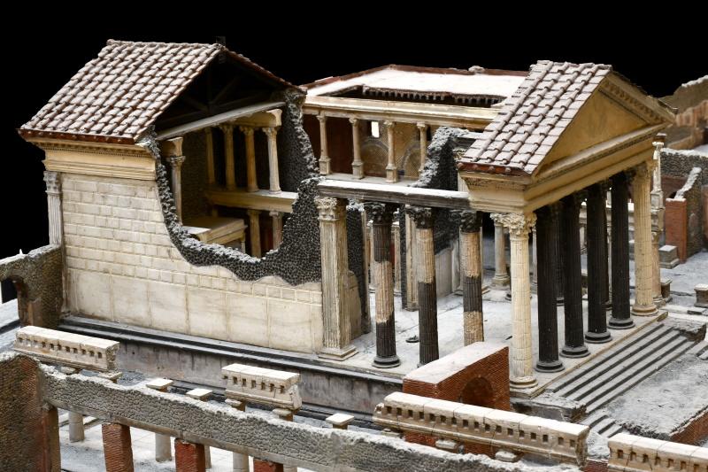 Capitolium Pompei