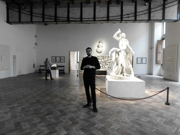 Gabriele Tinti a Palazzo Altemps
