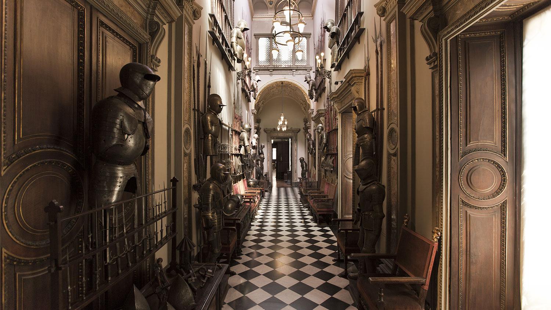 Dipinti, armi e dettagli di ogni genere: le meraviglie del Museo Bagatti Valsecchi